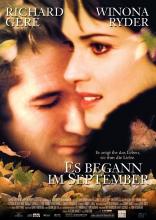 Осень в Нью-Йорке плакаты