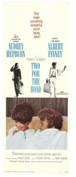 Двое на дороге плакаты