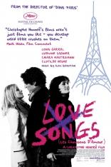 Все песни только о любви плакаты