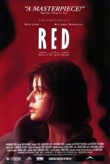 Три цвета: Красный плакаты