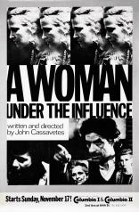 Женщина под влиянием плакаты