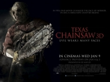 Техасская резня бензопилой 3D плакаты