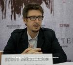 Пресс-конференция со Скоттом Дерриксоном кадры