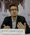 фотография №136392 с события Пресс-конференция со Скоттом Дерриксоном