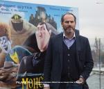 Премьера анимационного фильма «Монстры на каникулах» в Москве кадры