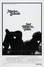 Последнее танго в Париже плакаты