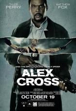 Я, Алекс Кросс плакаты