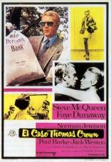 Афера Томаса Крауна плакаты
