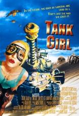 Танкистка плакаты