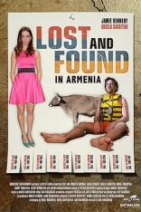 Невероятные приключения американца в Армении плакаты