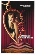 Твин Пикс: Сквозь огонь плакаты