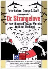 Смотреть Доктор Стрейнджлав, или Как я научился не волноваться и полюбил атомную бомбу онлайн на бесплатно