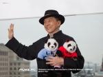 Премьера фильма «Доспехи бога 3: Миссия Зодиак» в Москве кадры