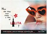 Лолита плакаты