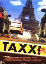Такси 2 плакаты