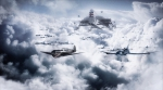 Небесный капитан и мир будущего кадры