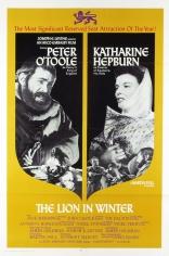 Лев зимой плакаты