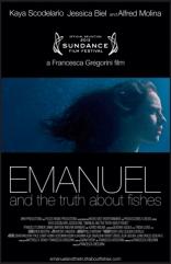 Эмануэль и правда о рыбах плакаты