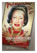 Диана Врилэнд: Глаз должен путешествовать* плакаты
