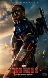 Железный человек 3 плакаты