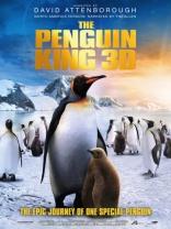 Король пингвинов в 3D плакаты