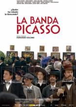 Банда Пикассо плакаты