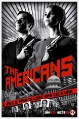 Американцы* плакаты