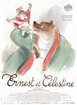 Эрнест и Селестина: Приключения мышки и медведя плакаты