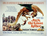 Джек — убийца великанов плакаты