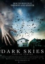 Мрачные небеса плакаты
