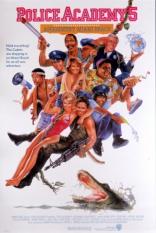 фильм Полицейская академия 5: Место назначения — Майами-Бич