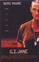 Солдат Джейн плакаты