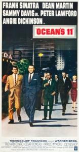 Одиннадцать друзей Оушена плакаты