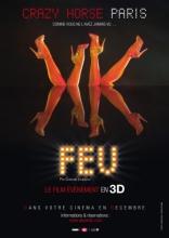 Огонь Кристиана Лубутена 3D плакаты