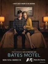 Мотель Бейтса* плакаты