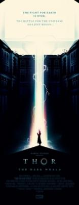 Тор 2: Царство тьмы плакаты