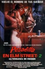 Кошмар на улице Вязов 2: Месть Фредди плакаты