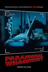 Очень паранормальное кино плакаты