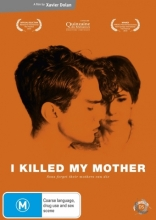 Я убил свою маму плакаты