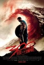 300 спартанцев: Расцвет империи плакаты