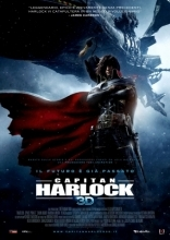 Космический пират Харлок плакаты