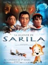Сарила: Затерянная земля плакаты
