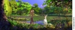 Волшебный лес кадры