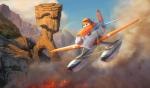 Самолёты: Огонь и вода кадры