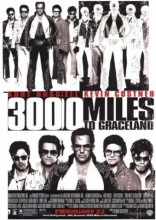3000 миль до Грейсленда плакаты