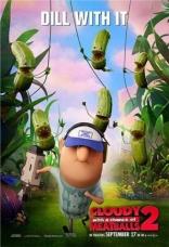 Облачно… 2: Месть ГМО плакаты