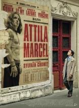 Мой Аттила Марсель плакаты