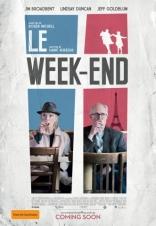 Уик-энд в Париже плакаты