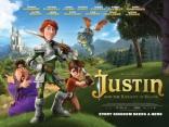 Джастин и рыцари доблести плакаты