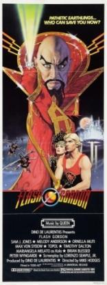 Флэш Гордон плакаты